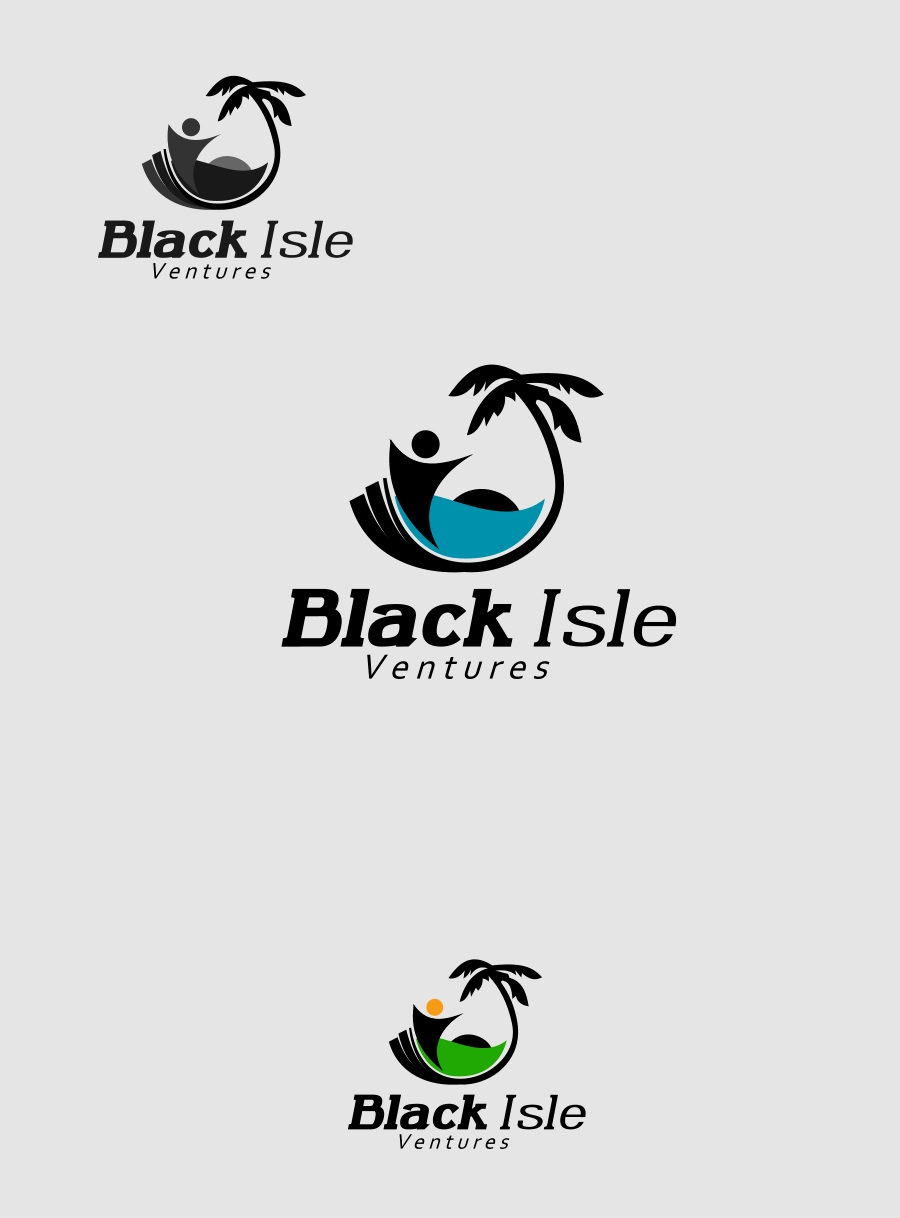 Logo Design by Private User - Entry No. 73 in the Logo Design Contest Creative Logo Design for Black Isle Ventures.