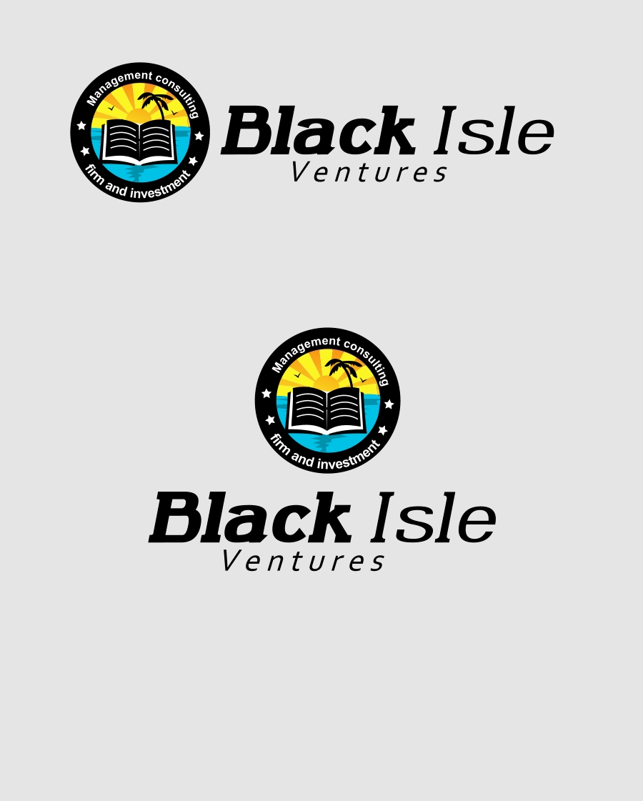 Logo Design by Private User - Entry No. 74 in the Logo Design Contest Creative Logo Design for Black Isle Ventures.