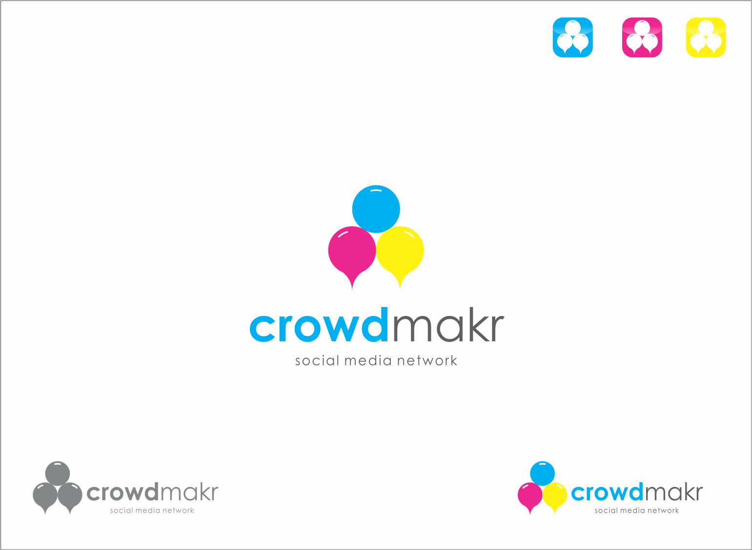 Logo Design by Armada Jamaluddin - Entry No. 126 in the Logo Design Contest Unique Logo Design Wanted for crowdmakr.