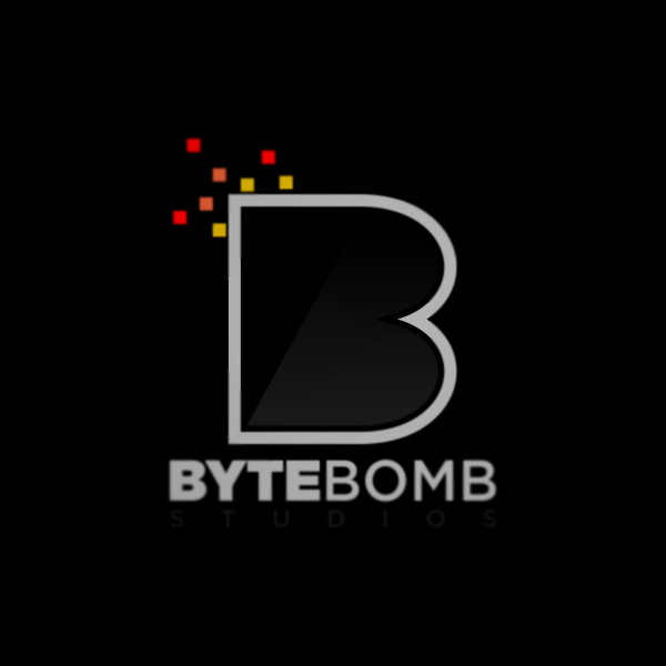 Logo Design by Private User - Entry No. 63 in the Logo Design Contest Captivating Logo Design for ByteBomb Studios.