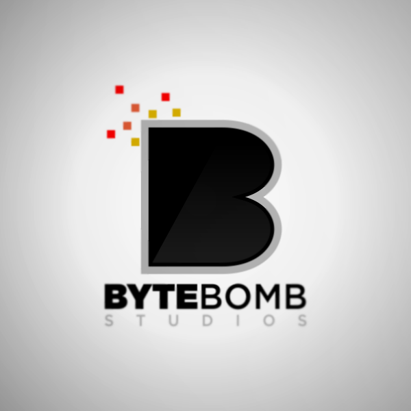 Logo Design by Private User - Entry No. 64 in the Logo Design Contest Captivating Logo Design for ByteBomb Studios.