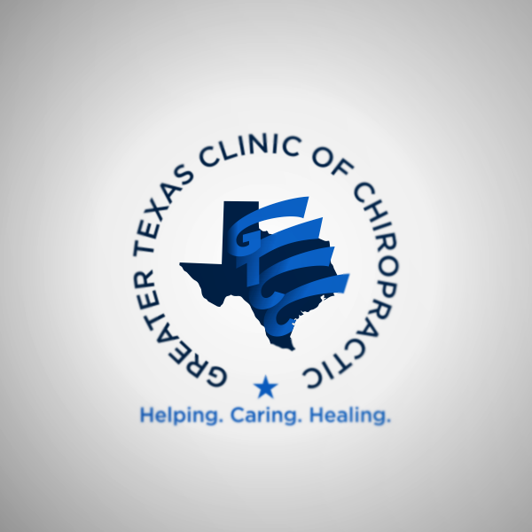 Logo Design by Private User - Entry No. 32 in the Logo Design Contest New Logo Design for Greater Texas Clinic of Chiropractic.