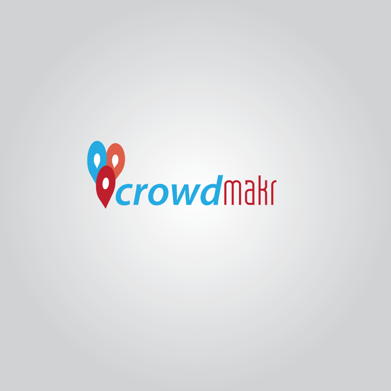 Logo Design by Ashesh Gaurav - Entry No. 135 in the Logo Design Contest Unique Logo Design Wanted for crowdmakr.