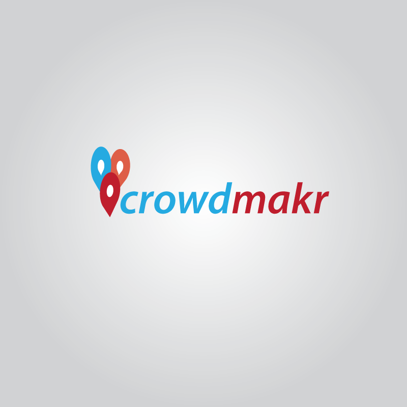 Logo Design by Ashesh Gaurav - Entry No. 136 in the Logo Design Contest Unique Logo Design Wanted for crowdmakr.