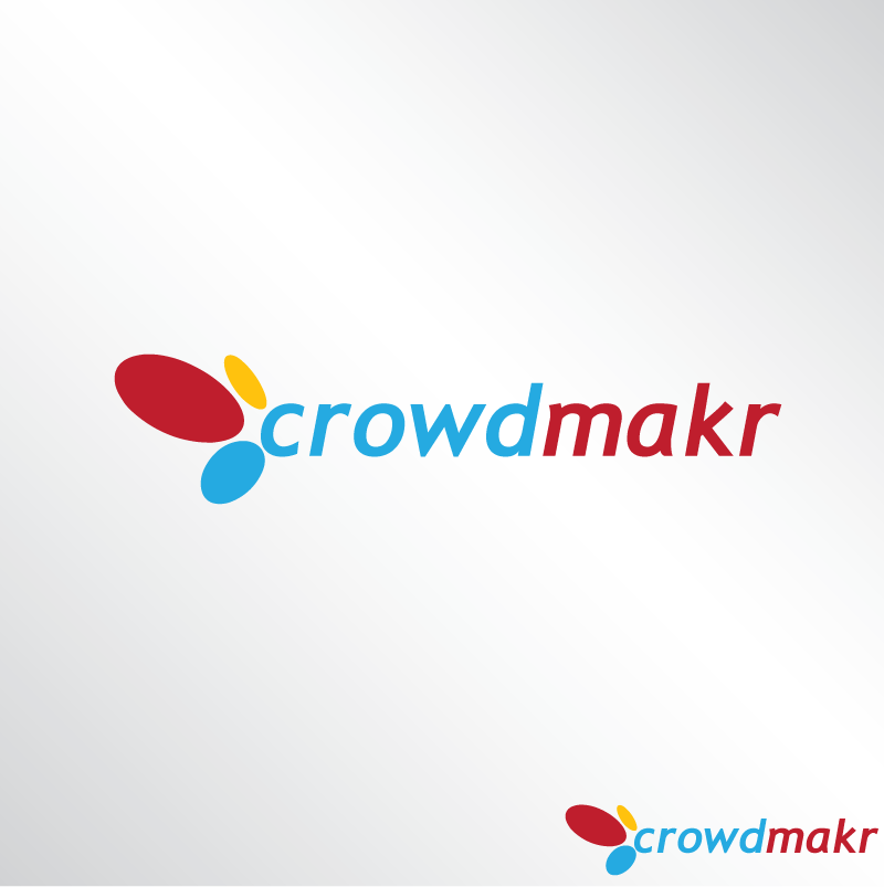 Logo Design by Ashesh Gaurav - Entry No. 137 in the Logo Design Contest Unique Logo Design Wanted for crowdmakr.