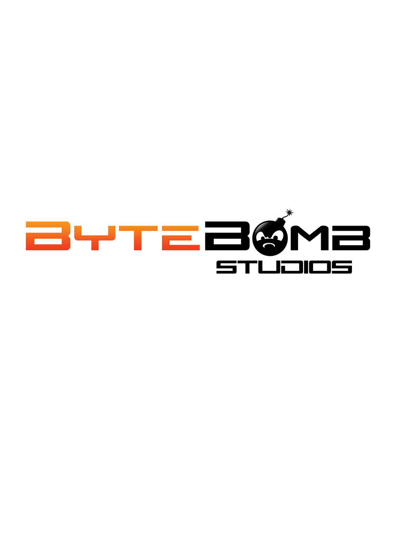 Logo Design by Robert Turla - Entry No. 68 in the Logo Design Contest Captivating Logo Design for ByteBomb Studios.