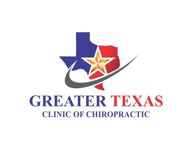 Logo Design by ronny - Entry No. 40 in the Logo Design Contest New Logo Design for Greater Texas Clinic of Chiropractic.