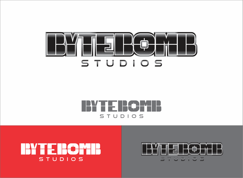 Logo Design by Armada Jamaluddin - Entry No. 74 in the Logo Design Contest Captivating Logo Design for ByteBomb Studios.