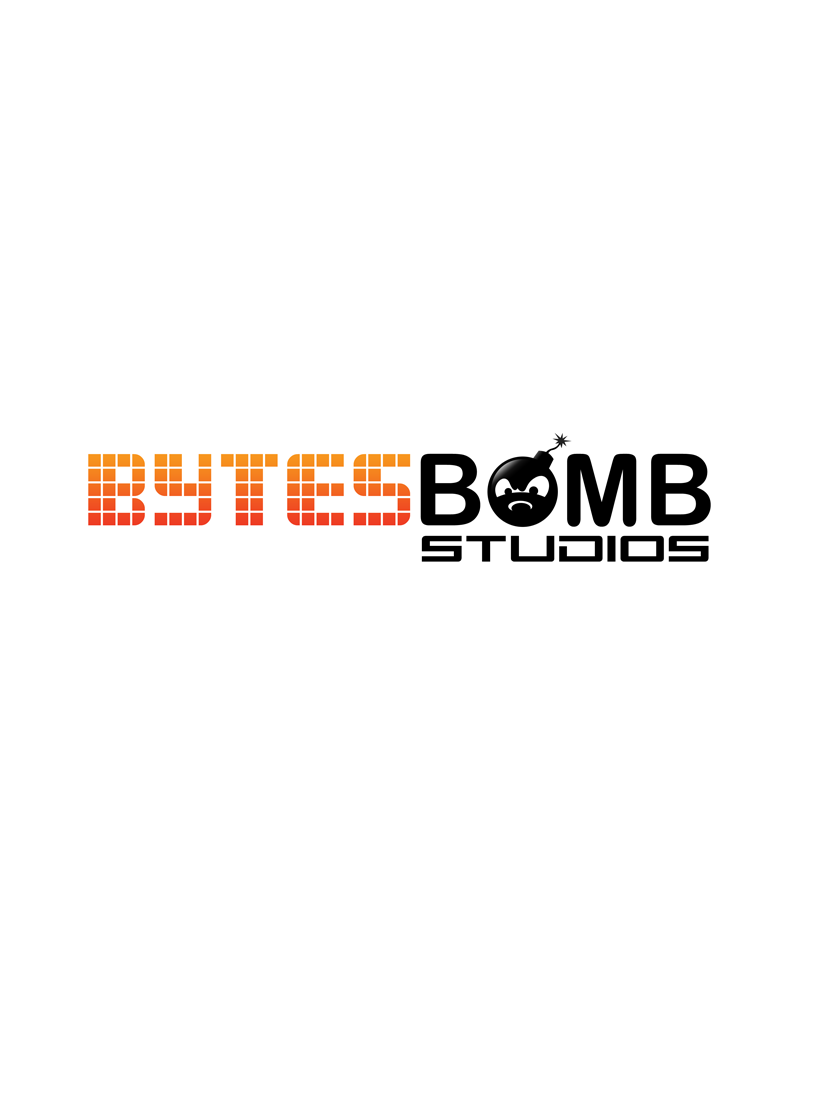 Logo Design by Private User - Entry No. 75 in the Logo Design Contest Captivating Logo Design for ByteBomb Studios.