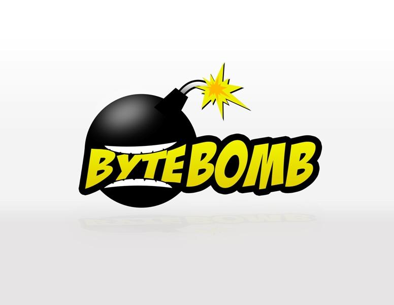 Logo Design by Juan_Kata - Entry No. 78 in the Logo Design Contest Captivating Logo Design for ByteBomb Studios.