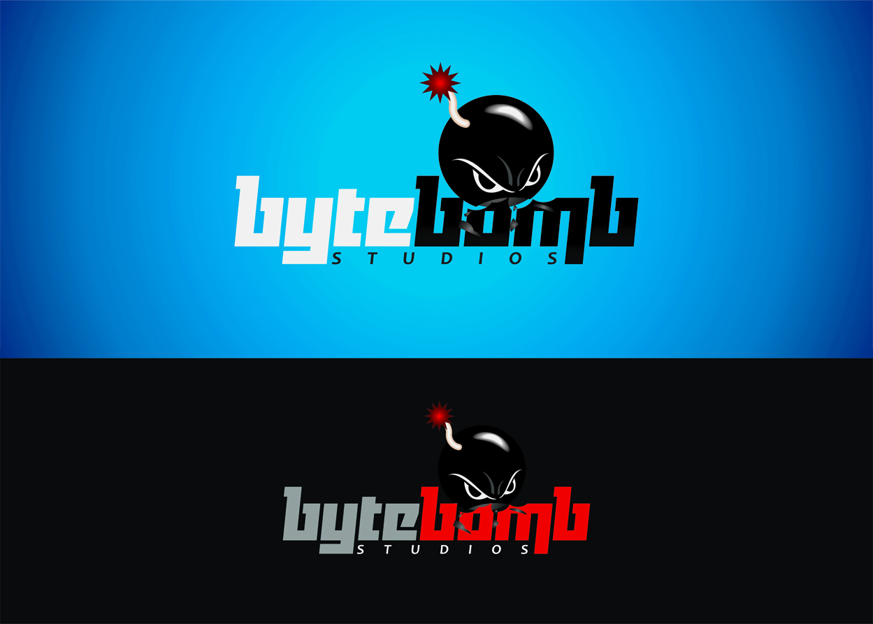 Logo Design by Private User - Entry No. 81 in the Logo Design Contest Captivating Logo Design for ByteBomb Studios.