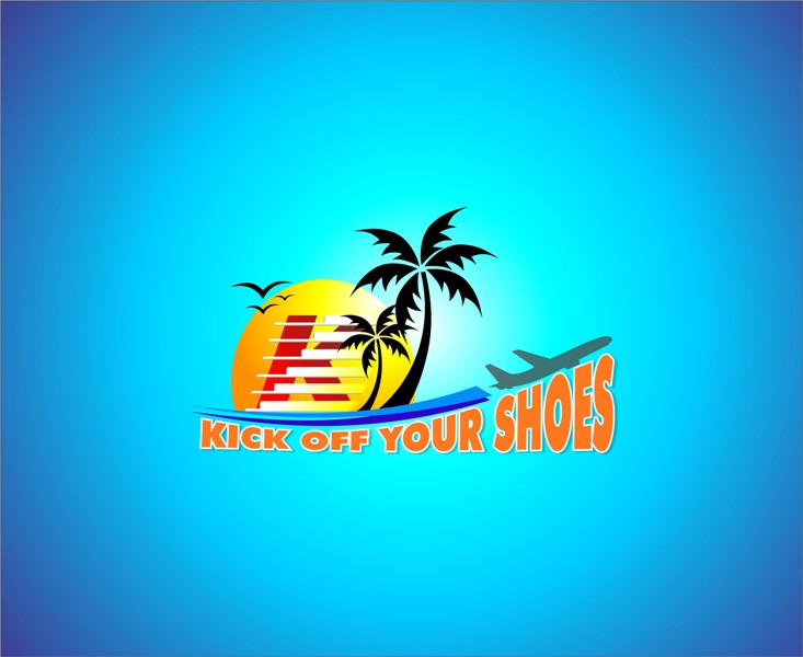 Logo Design by Mhon_Rose - Entry No. 1 in the Logo Design Contest New Logo Design for Kick Off Your Shoes.
