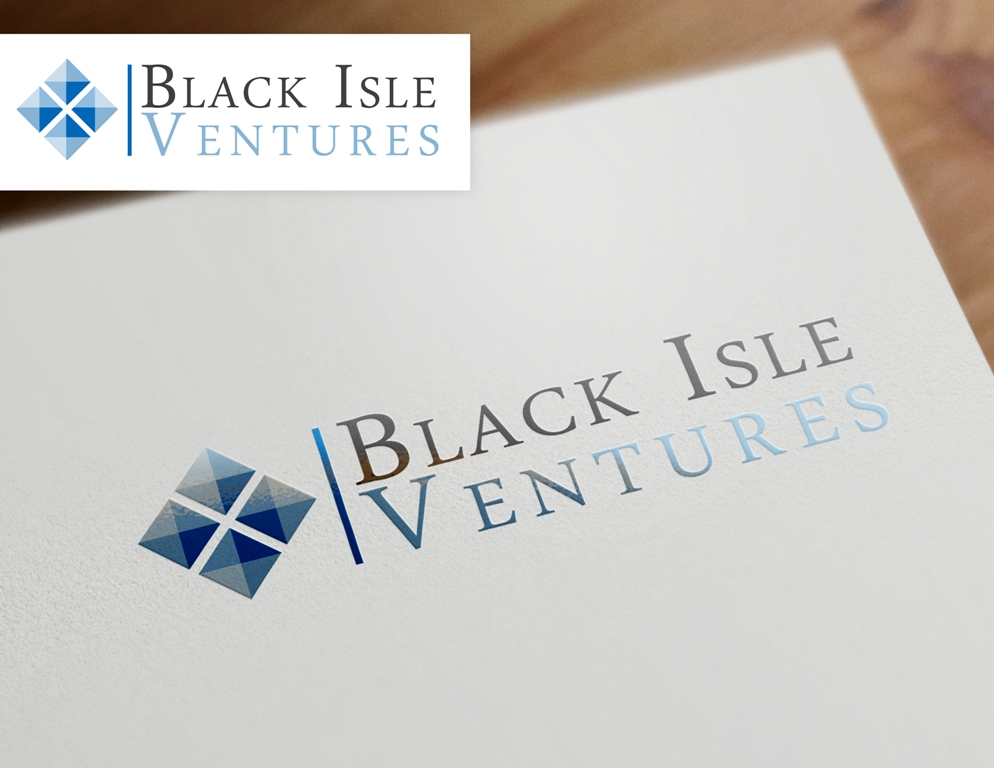 Logo Design by Juan_Kata - Entry No. 82 in the Logo Design Contest Creative Logo Design for Black Isle Ventures.