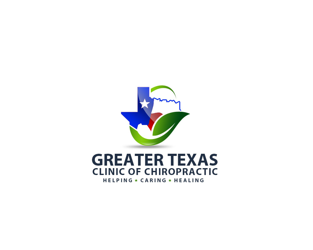 Logo Design by Private User - Entry No. 52 in the Logo Design Contest New Logo Design for Greater Texas Clinic of Chiropractic.