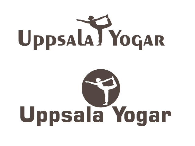 Logo Design by ronik.web - Entry No. 7 in the Logo Design Contest Unique Logo Design Wanted for Uppsala Yogar.