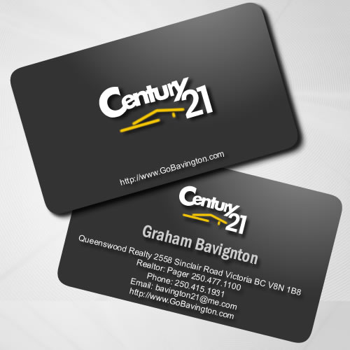 Business Card Design by mujanat - Entry No. 6 in the Business Card Design Contest Real Estate Business Card and Stationery.