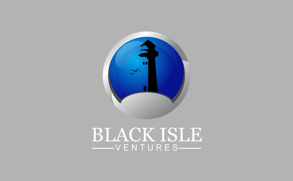 Logo Design by Crispin Jr Vasquez - Entry No. 83 in the Logo Design Contest Creative Logo Design for Black Isle Ventures.