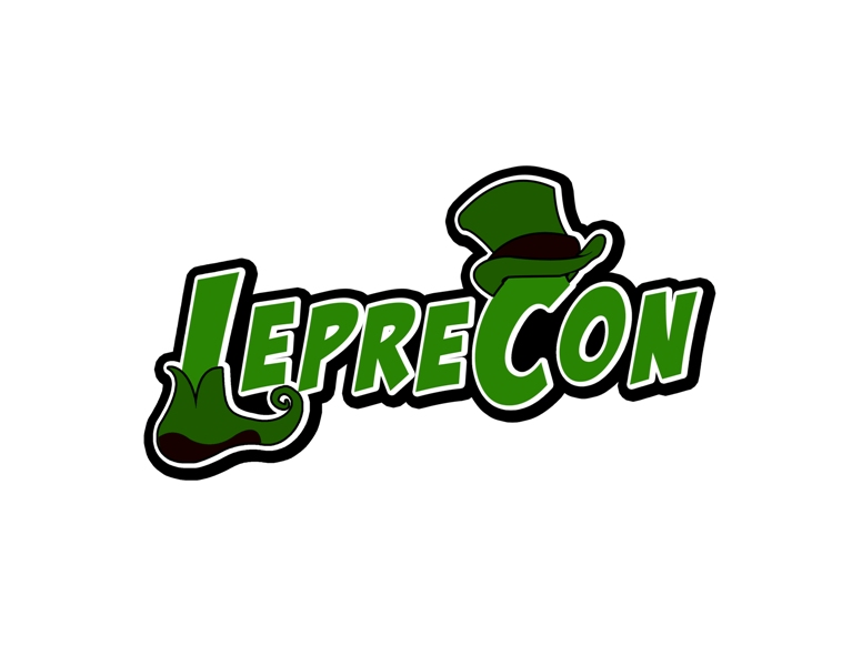 Logo Design by Juan_Kata - Entry No. 1 in the Logo Design Contest FUN Logo Design for *LepreCon* St. Patrick's Event [WILL END EARLY JAN. 26].
