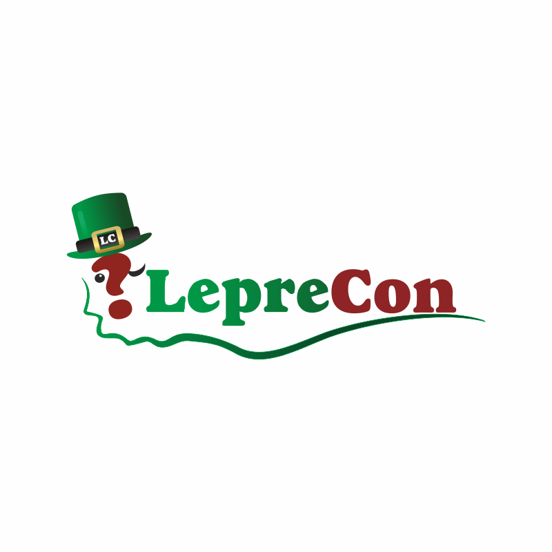 Logo Design by montoshlall - Entry No. 5 in the Logo Design Contest FUN Logo Design for *LepreCon* St. Patrick's Event [WILL END EARLY JAN. 26].
