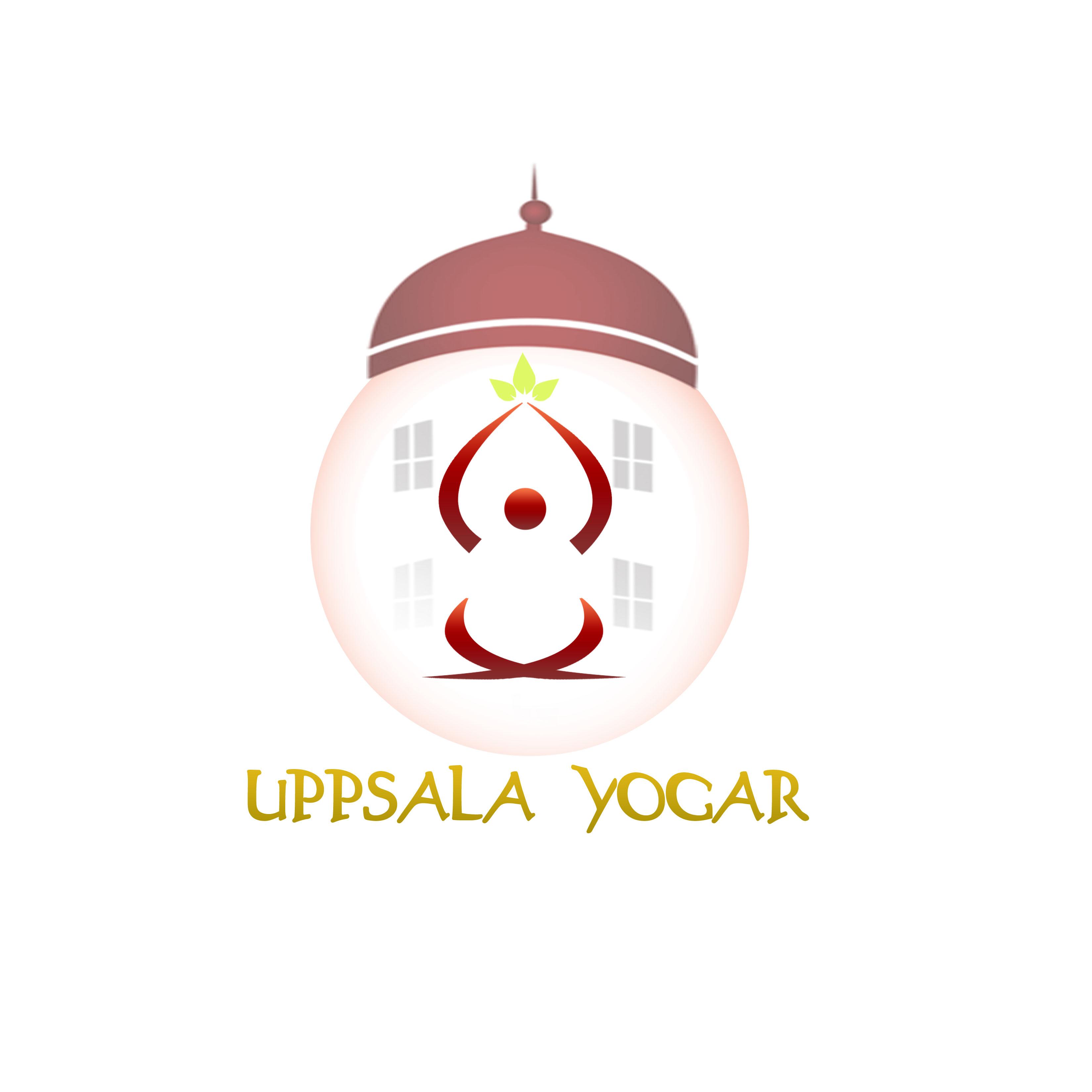 Logo Design by Allan Esclamado - Entry No. 10 in the Logo Design Contest Unique Logo Design Wanted for Uppsala Yogar.