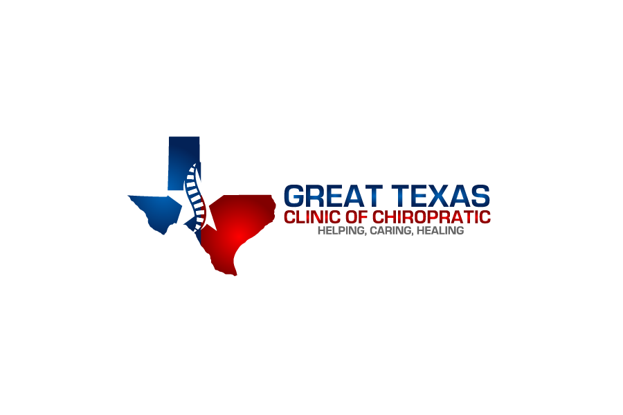 Logo Design by brands_in - Entry No. 72 in the Logo Design Contest New Logo Design for Greater Texas Clinic of Chiropractic.