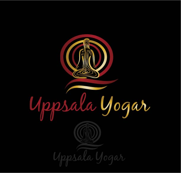 Logo Design by Darina Dimitrova - Entry No. 17 in the Logo Design Contest Unique Logo Design Wanted for Uppsala Yogar.