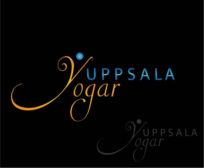 Logo Design by Darina Dimitrova - Entry No. 20 in the Logo Design Contest Unique Logo Design Wanted for Uppsala Yogar.