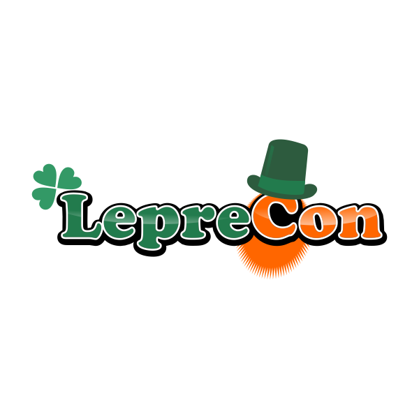 Logo Design by Rudy - Entry No. 13 in the Logo Design Contest FUN Logo Design for *LepreCon* St. Patrick's Event [WILL END EARLY JAN. 26].