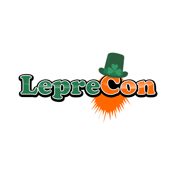 Logo Design by Rudy - Entry No. 14 in the Logo Design Contest FUN Logo Design for *LepreCon* St. Patrick's Event [WILL END EARLY JAN. 26].