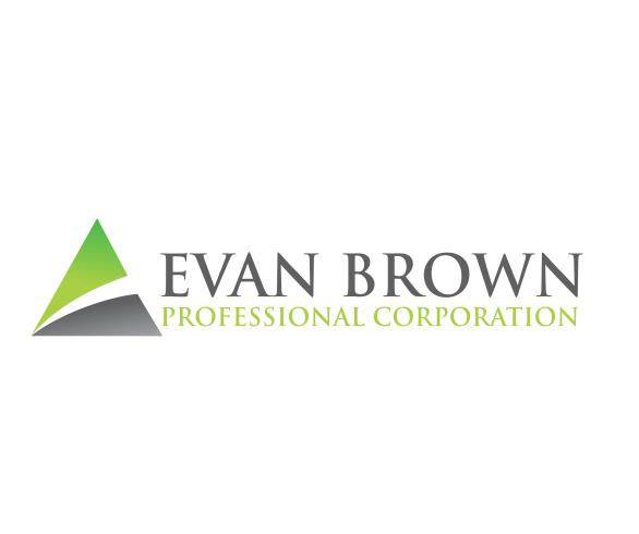 Logo Design by ronny - Entry No. 22 in the Logo Design Contest Inspiring Logo Design for Evan Brown Professional Corporation.