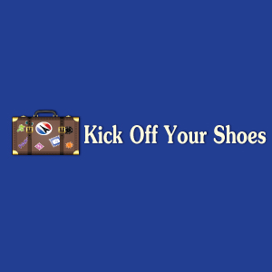 Logo Design by Private User - Entry No. 6 in the Logo Design Contest New Logo Design for Kick Off Your Shoes.