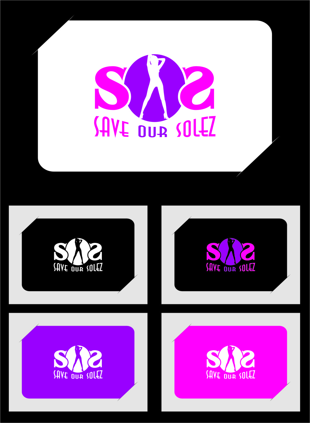 Logo Design by RoSyid Rono-Rene On Java - Entry No. 16 in the Logo Design Contest Captivating Logo Design for Save Our Solez.