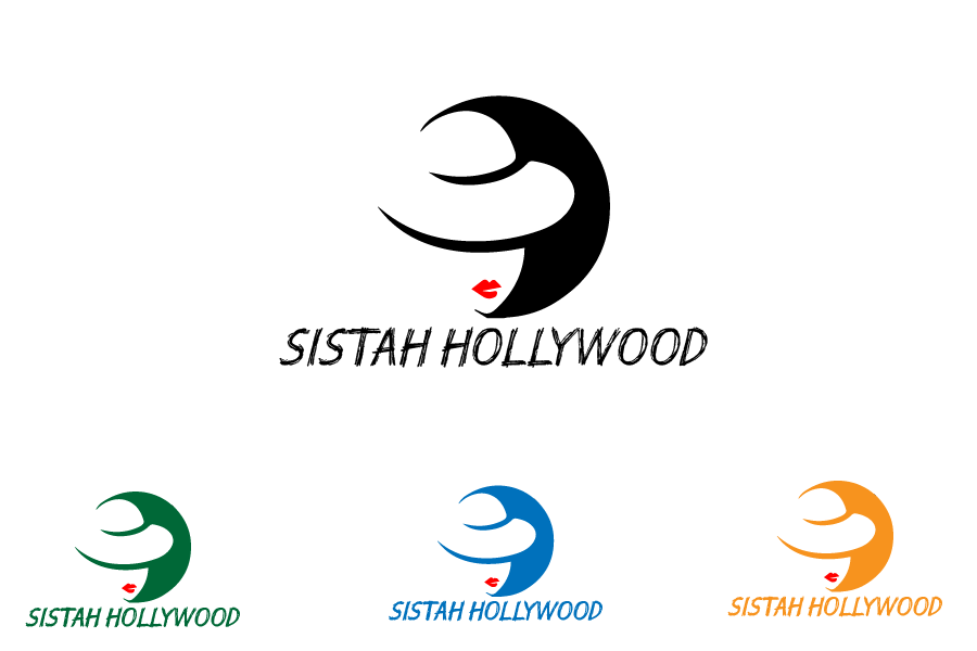 Logo Design by Private User - Entry No. 6 in the Logo Design Contest New Logo Design for Sistah Hollywood.