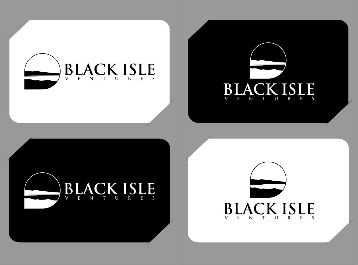 Logo Design by RasYa Muhammad Athaya - Entry No. 103 in the Logo Design Contest Creative Logo Design for Black Isle Ventures.