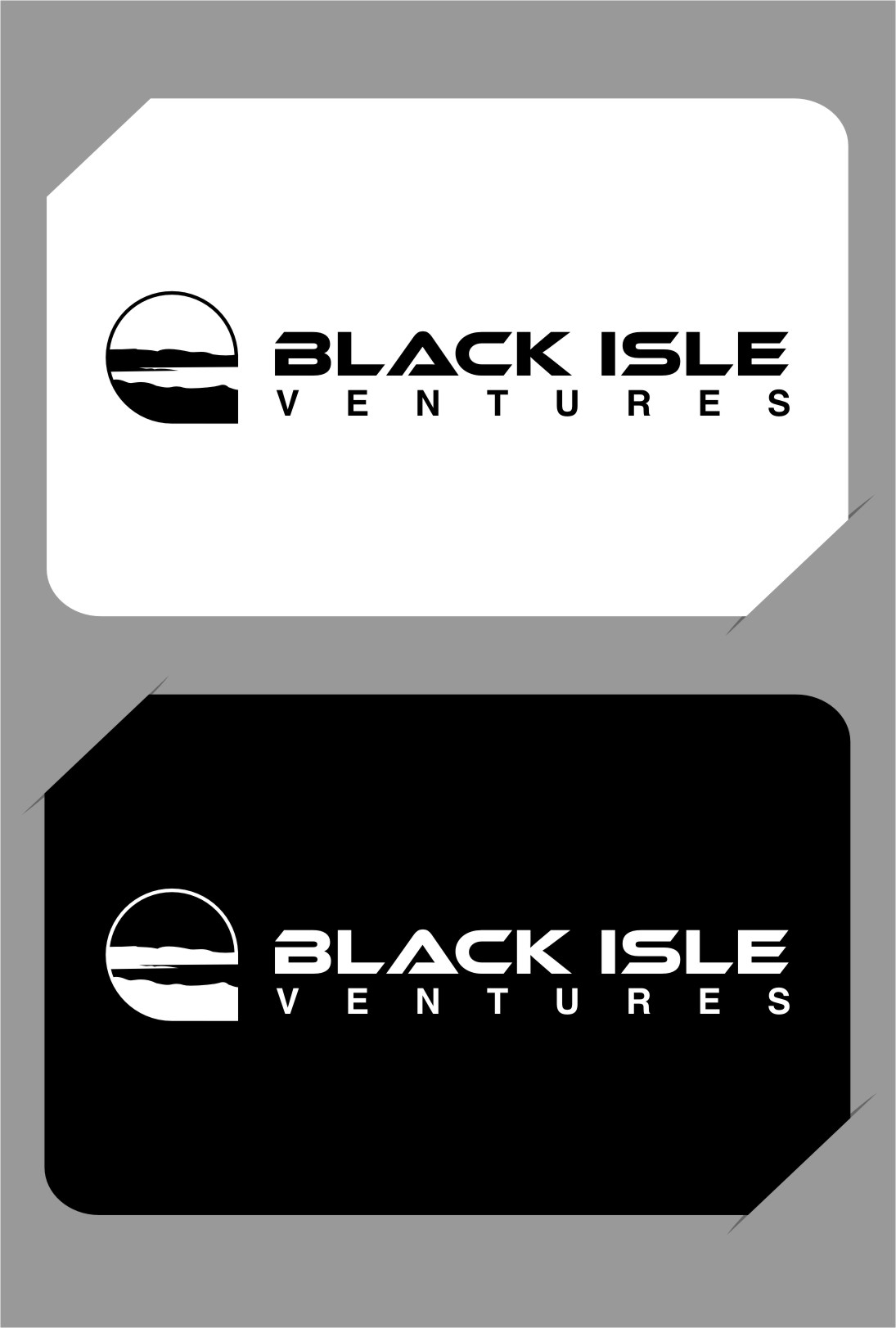 Logo Design by Ngepet_art - Entry No. 104 in the Logo Design Contest Creative Logo Design for Black Isle Ventures.