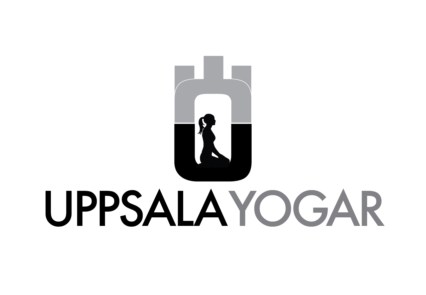 Logo Design by Waseem Haider - Entry No. 22 in the Logo Design Contest Unique Logo Design Wanted for Uppsala Yogar.