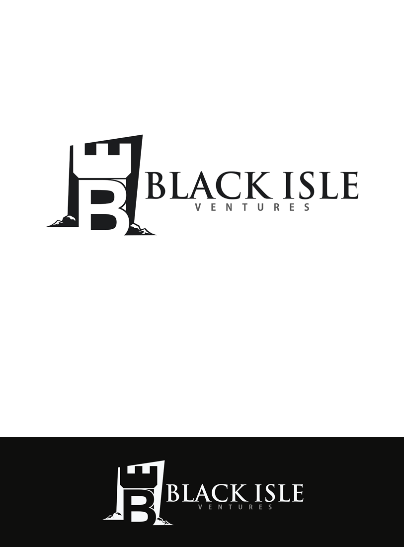 Logo Design by Private User - Entry No. 107 in the Logo Design Contest Creative Logo Design for Black Isle Ventures.