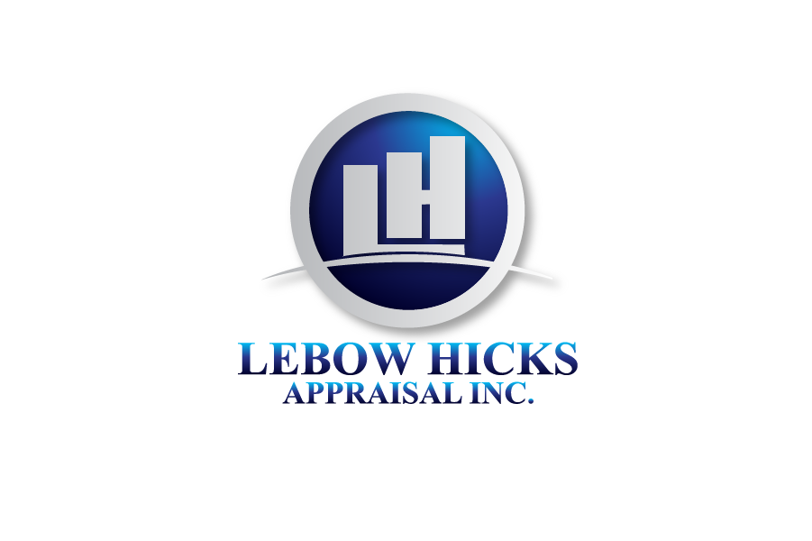 Logo Design by brands_in - Entry No. 80 in the Logo Design Contest Fun Logo Design for Lebow, Hicks Appraisal Inc..