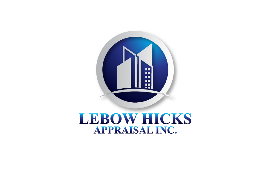 Logo Design by Private User - Entry No. 81 in the Logo Design Contest Fun Logo Design for Lebow, Hicks Appraisal Inc..