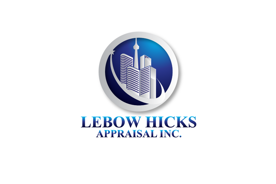 Logo Design by Private User - Entry No. 83 in the Logo Design Contest Fun Logo Design for Lebow, Hicks Appraisal Inc..