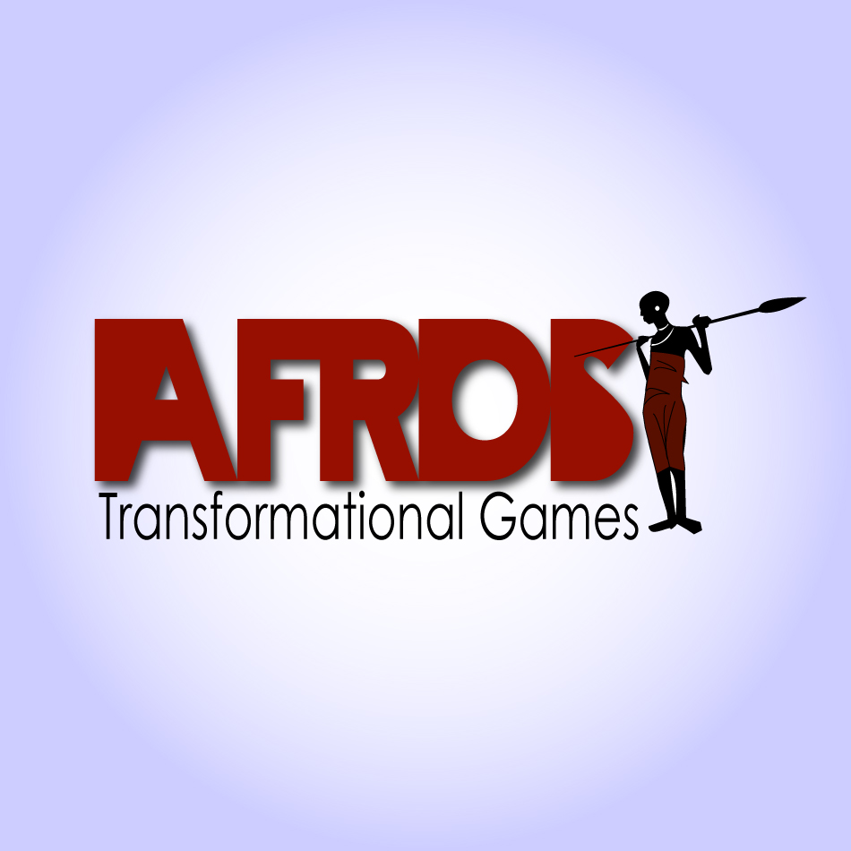 Logo Design by rictenwheel25 - Entry No. 11 in the Logo Design Contest Afroes Transformational Games.