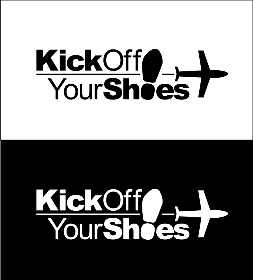 Logo Design by Heru budi Santoso - Entry No. 18 in the Logo Design Contest New Logo Design for Kick Off Your Shoes.