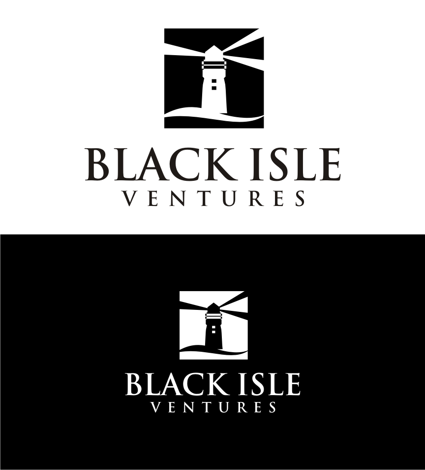 Logo Design by Heru budi Santoso - Entry No. 115 in the Logo Design Contest Creative Logo Design for Black Isle Ventures.
