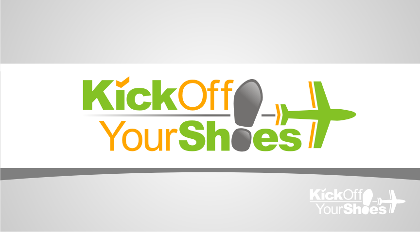 Logo Design by Heru budi Santoso - Entry No. 19 in the Logo Design Contest New Logo Design for Kick Off Your Shoes.