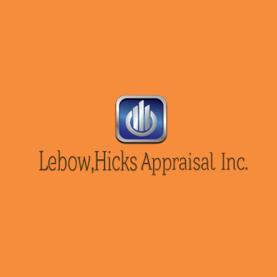 Logo Design by Private User - Entry No. 97 in the Logo Design Contest Fun Logo Design for Lebow, Hicks Appraisal Inc..
