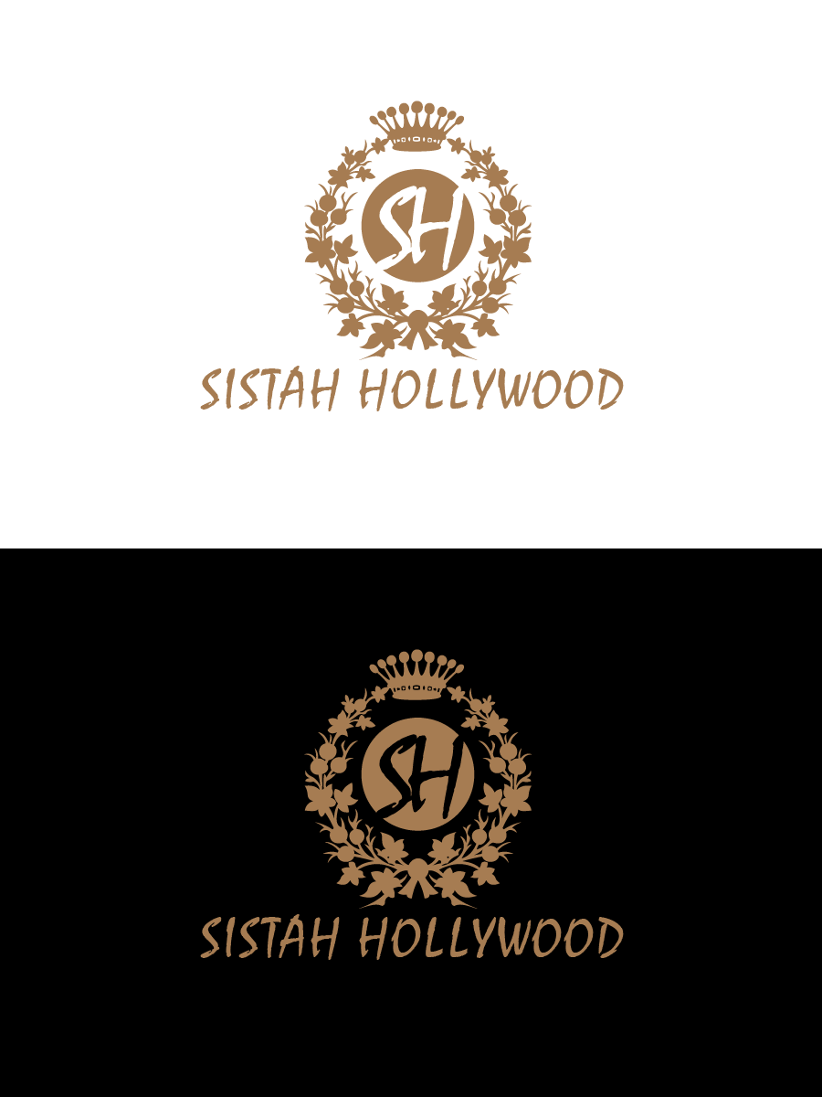 Logo Design by Private User - Entry No. 28 in the Logo Design Contest New Logo Design for Sistah Hollywood.