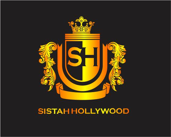 Logo Design by ronny - Entry No. 30 in the Logo Design Contest New Logo Design for Sistah Hollywood.