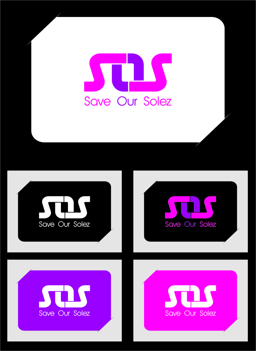 Logo Design by Ngepet_art - Entry No. 25 in the Logo Design Contest Captivating Logo Design for Save Our Solez.