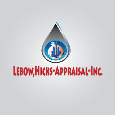 Logo Design by Private User - Entry No. 110 in the Logo Design Contest Fun Logo Design for Lebow, Hicks Appraisal Inc..