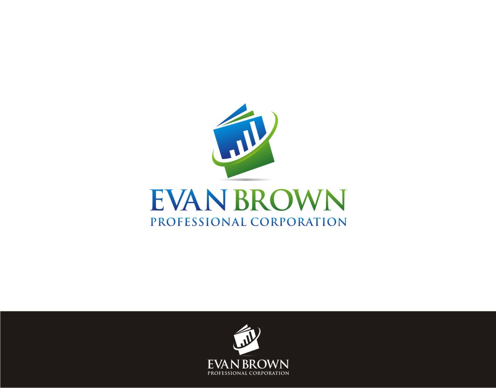 Logo Design by Private User - Entry No. 65 in the Logo Design Contest Inspiring Logo Design for Evan Brown Professional Corporation.